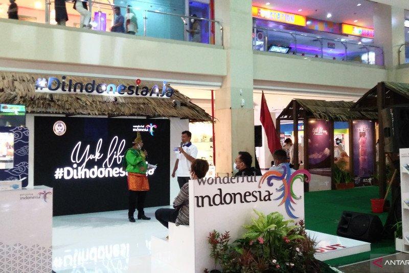 Kemenparekraf  bidik wisatawan lokal lewat Pameran Pasar Nusantara