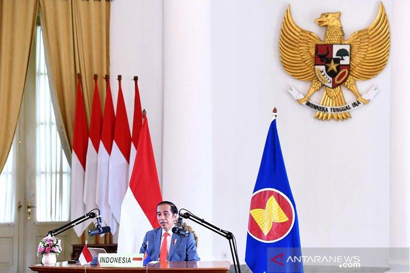 Kemarin, pidato Presiden di KTT APT hingga pembahasan RUU Penyiaran