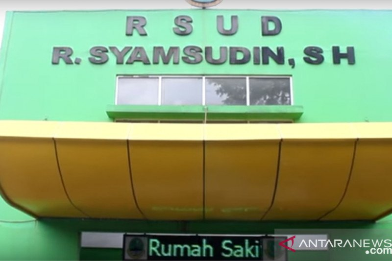 Ruang isolasi pasien COVID-19 di Kota Sukabumi penuh