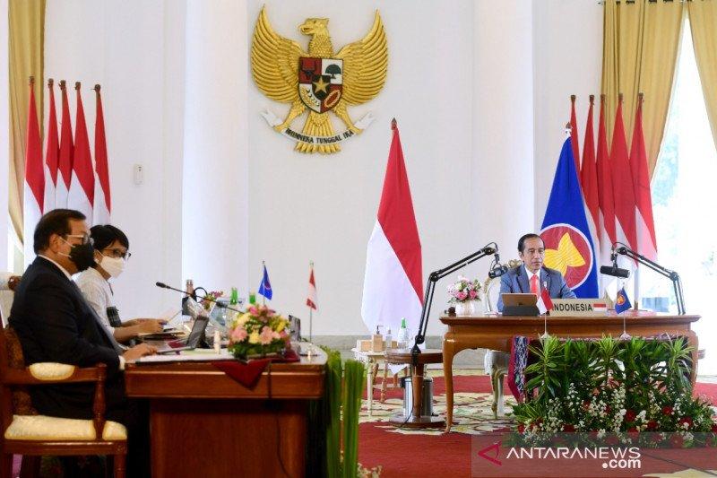 Presiden: Perkuat integrasi ekonomi dan stabilitas ASEAN-Australia