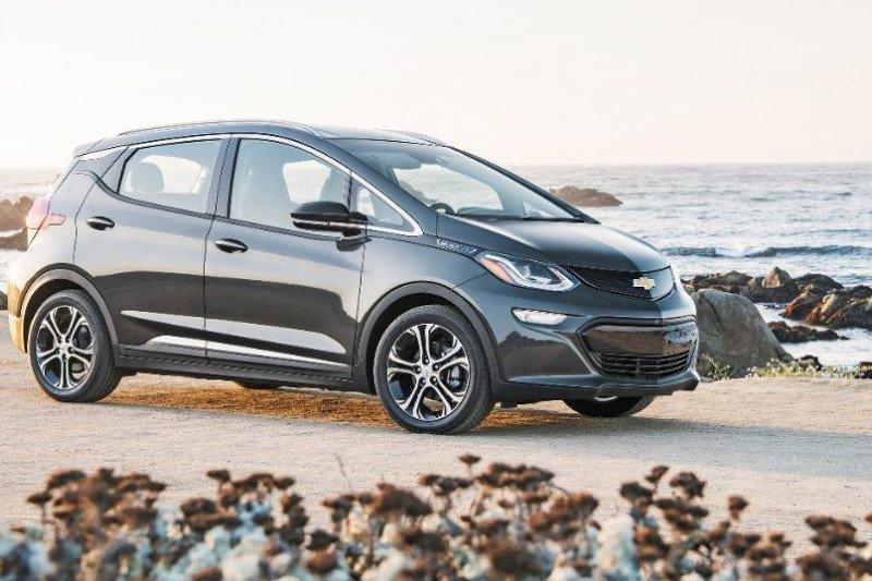"""GM """"recall"""" Chevrolet Bolt untuk perbarui perangkat lunak baterai"""