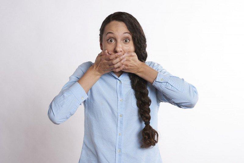 Kena sariawan lebih dari sebulan bisa jadi tanda kanker mulut