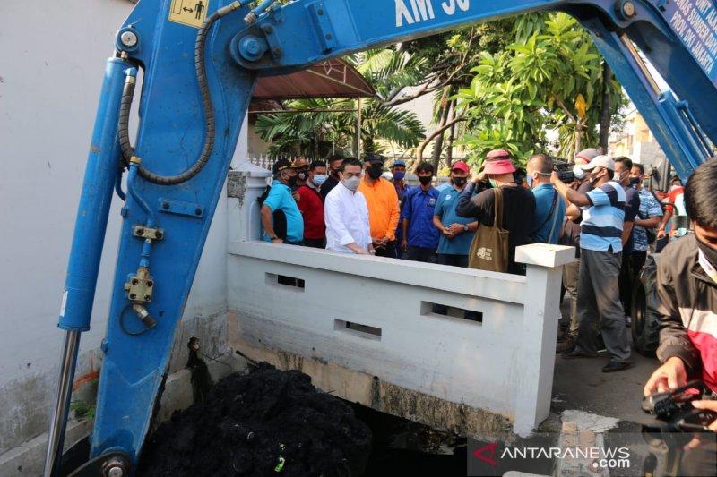 Wagub DKI pastikan pencegahan banjir berjalan optimal
