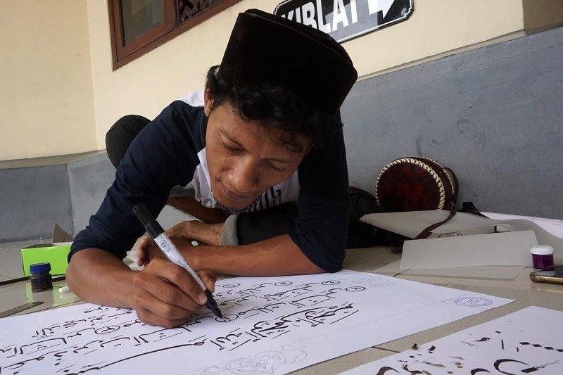 """Ratusan santri di Kediri ikuti seleksi pengajar """"Quran Massive"""""""