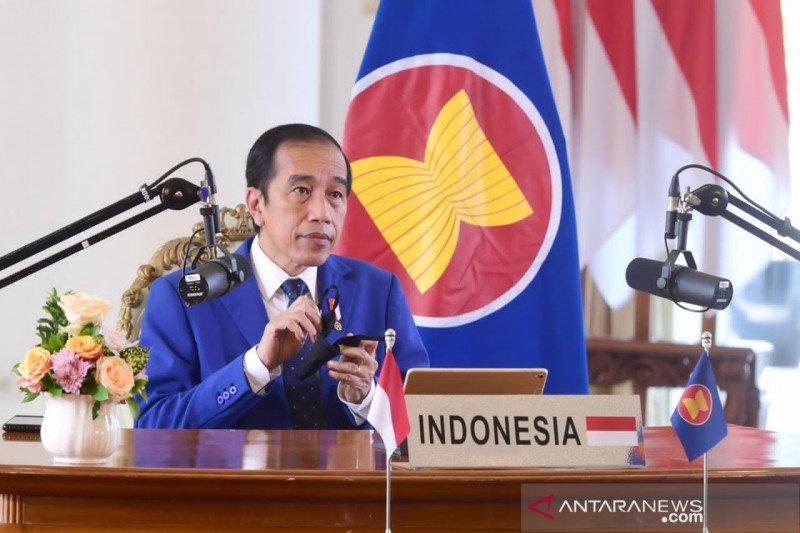 Kemarin, pidato Jokowi di KTT ASEAN-PBB hingga warga tolak RDP MRP