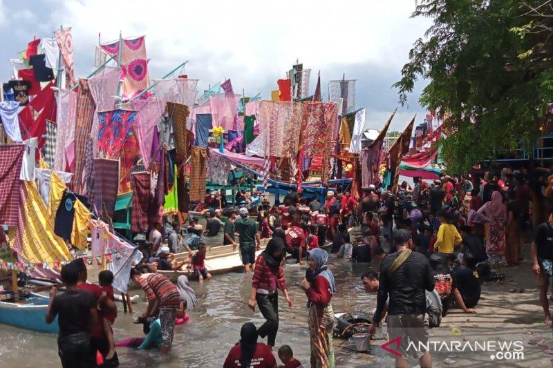 Tradisi Maudu Lompoa tetap digelar di Takalar