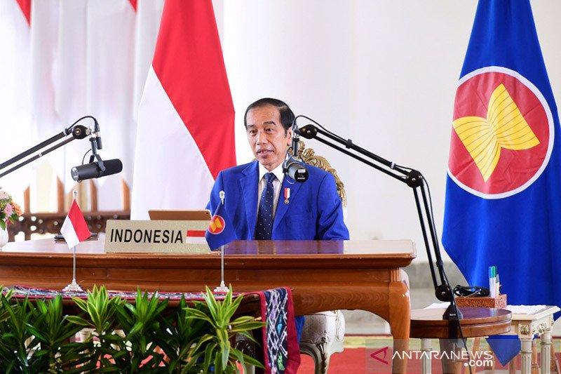 Presiden sampaikan sejumlah pesan dalam KTT ASEAN-PBB