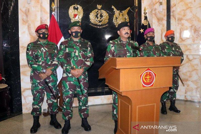 Panglima TNI ingatkan masyarakat jaga persatuan dan kesatuan