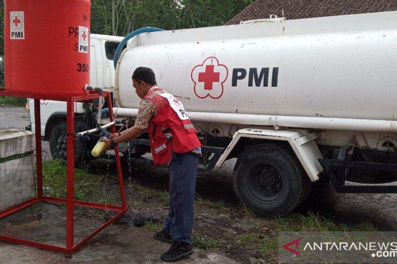 PMI siagakan ratusan personel di lokasi erupsi Gunung Merapi