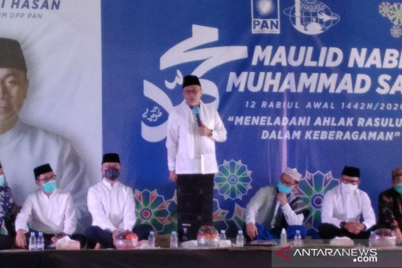 Ketua Umum PAN ingatkan jaga persatuan dalam demokrasi
