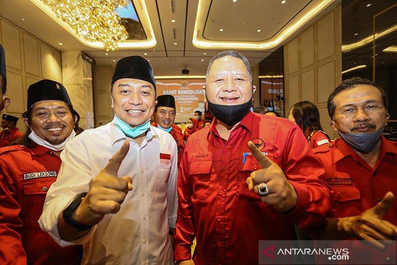 Khofifah tunjuk Whisnu Sakti Buana Plt Wali Kota Surabaya