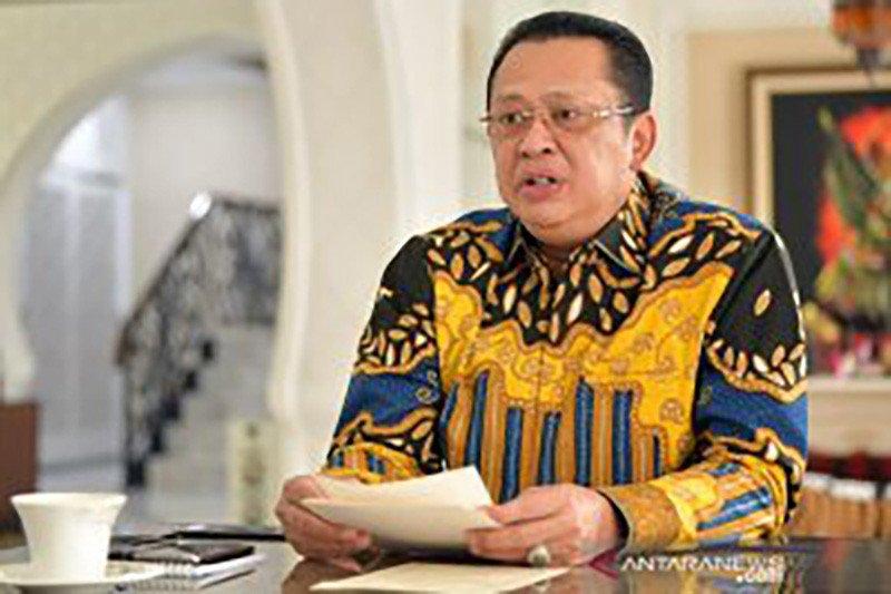 Ketua MPR bertemu Dubes Maroko bahas upaya perdamaian dunia
