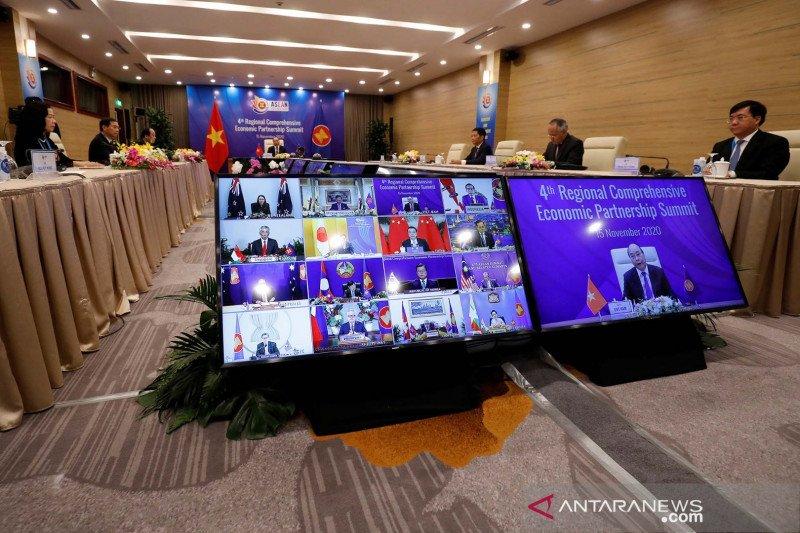 Konektivitas perdagangan digital ASEAN diyakini akan hemat biaya