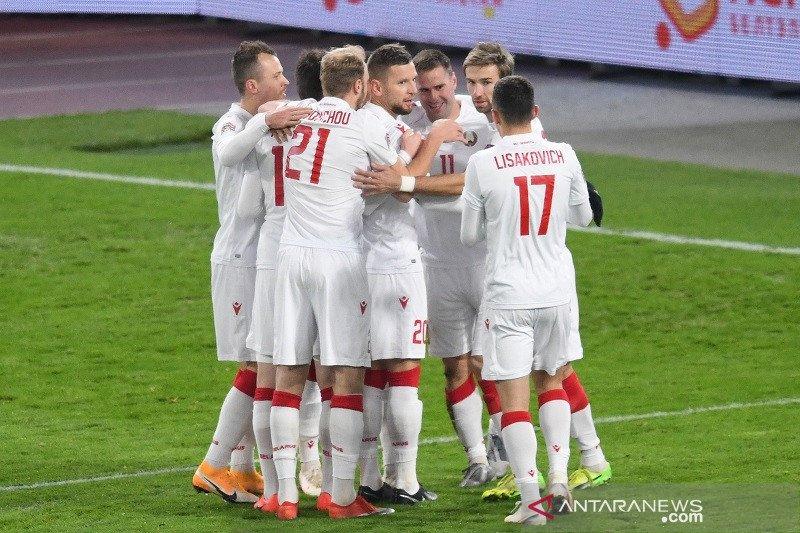 Belarusia dan Albania berebut tiket promosi hingga laga pemungkas
