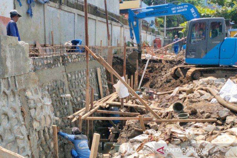Sudin SDA Jakpus prioritaskan penanganan enam titik pengendali banjir