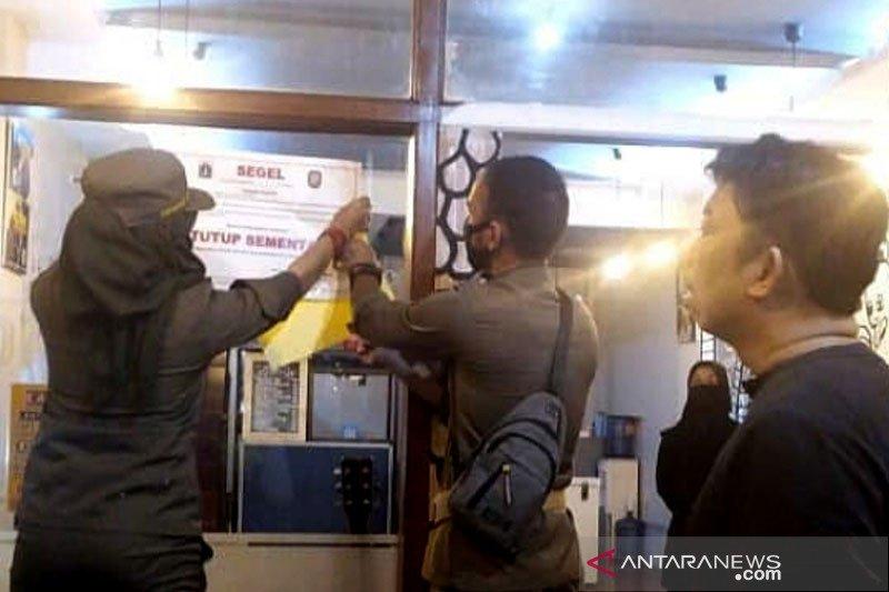 10 pasangan mesum di Pinang Ranti terjaring razia PSBB