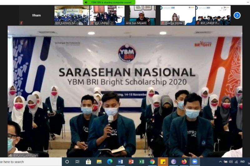 YBM BRI beri 360 beasiswa untuk dhuafa 23 PTN