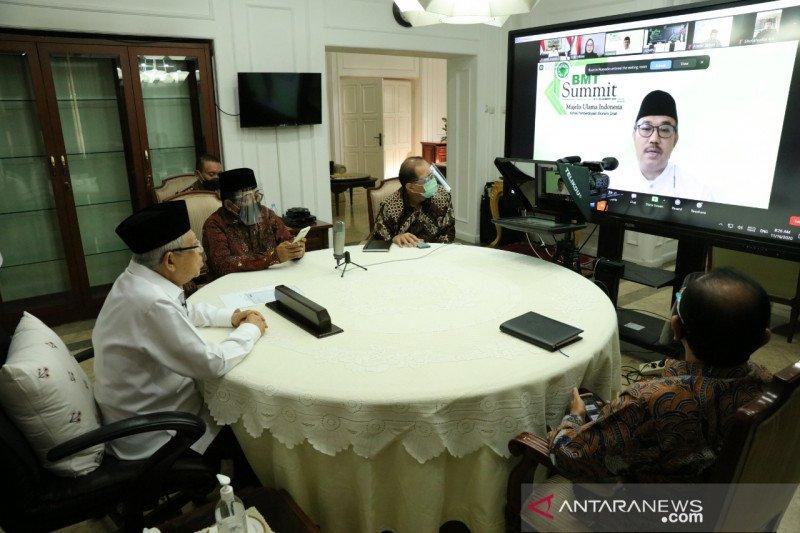 Wapres: Indonesia masih kekurangan lembaga keuangan mikro syariah