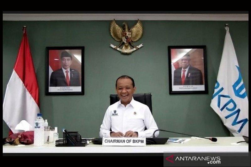 BKPM eksekusi Rp474,9 triliun investasi mangkrak