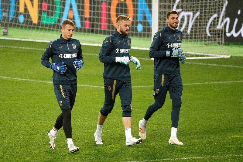 Timnas Ukraina dikarantina, laga Nations League kontra Swiss batal