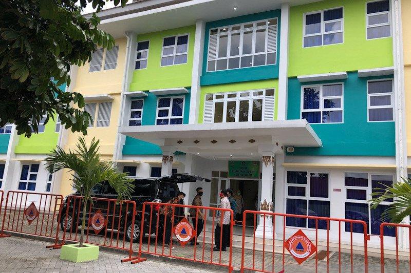 Selter pasien COVID-19 di Yogyakarta terisi 40 persen