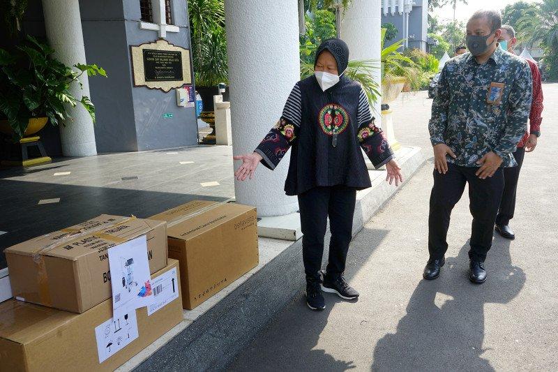 BNI bantu ventilator untuk penanganan COVID-19 di Surabaya