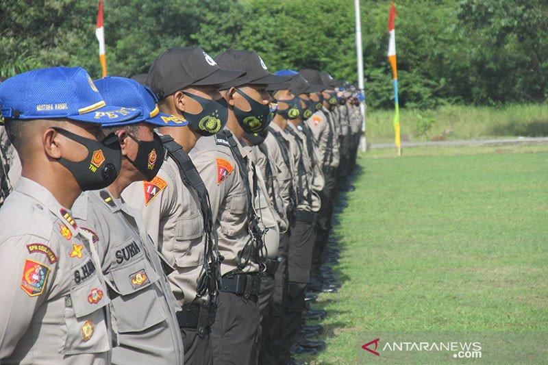 Pendidikan bintara Polda Aceh terapkan protokol kesehatan ketat