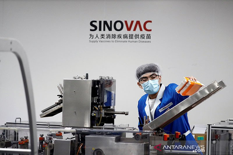 BPOM: Vaksin Sinovac memenuhi syarat mendapat label halal