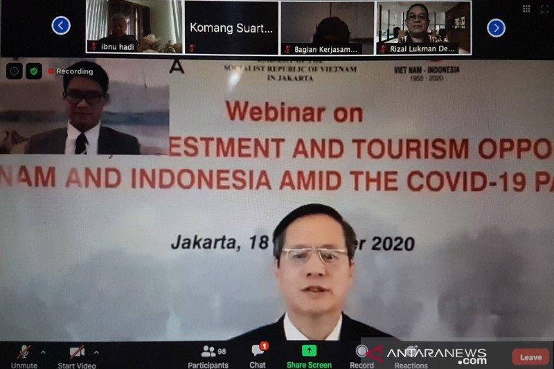 Vietnam negosiasi pengaturan koridor perjalanan dengan Indonesia