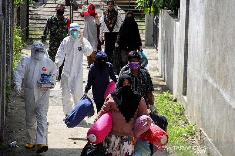 6.645 warga Aceh sembuh dari COVID-19