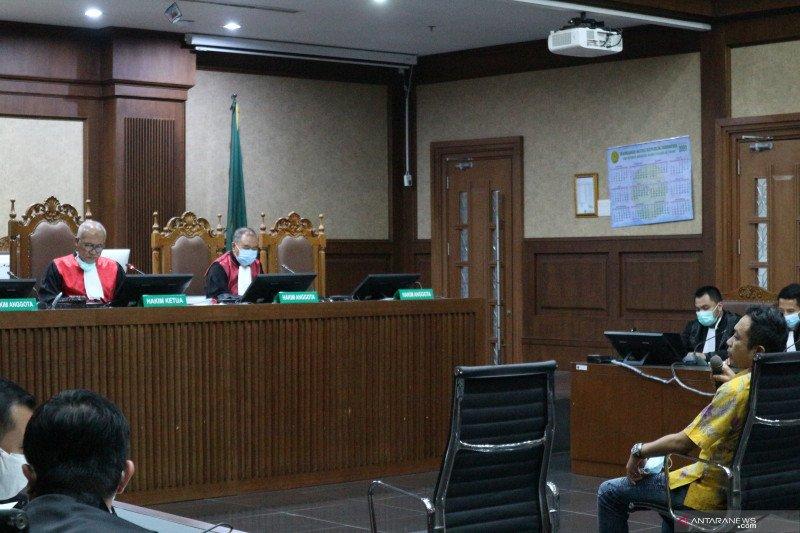 Saksi sebut menantu Nurhadi punya kredit macet Rp97 miliar di Bukopin