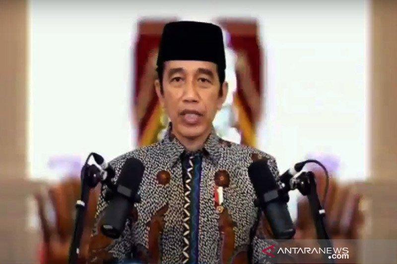 Jokowi akui keunggulan fasilitas pendidikan dan kesehatan Muhammadiyah