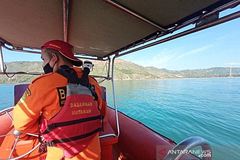 Basarnas sisir perairan Lombok Tengah cari empat nelayan hilang
