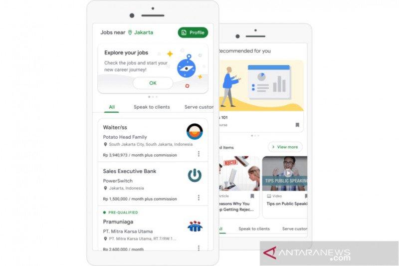 Google hadirkan pembaruan fitur untuk Kormo Jobs