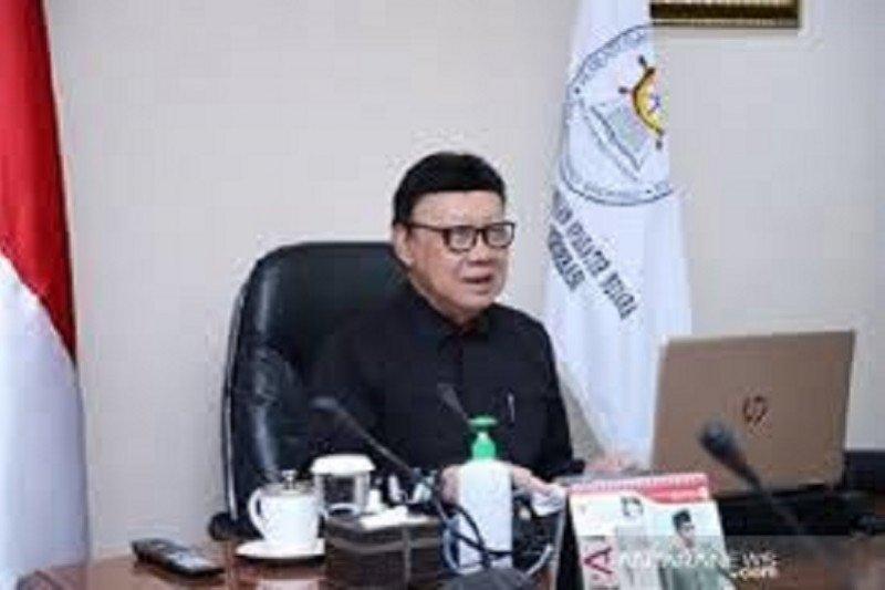 Menteri PAN-RB minta PPK batasi ASN kerja di kantor maksimal 25 persen