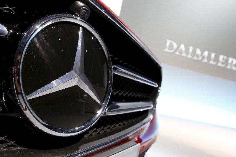 Daimler dan Geely sepakat kembangkan mesin bersama-sama
