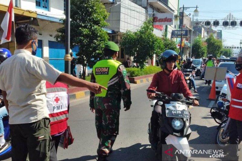 Gugus tugas: Kepatuhan warga Cianjur terapkan prokes rendah