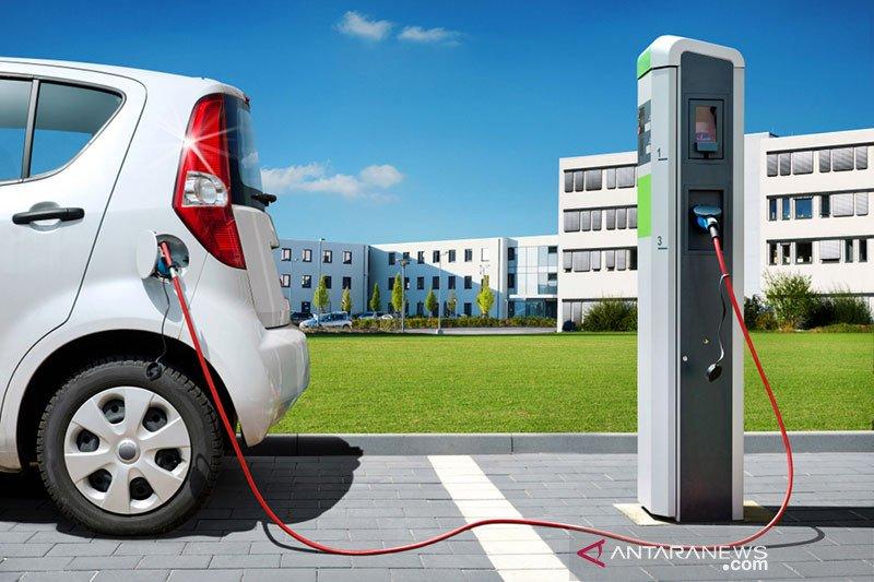 Tancap gas bangun industri kendaraan listrik di masa pandemi