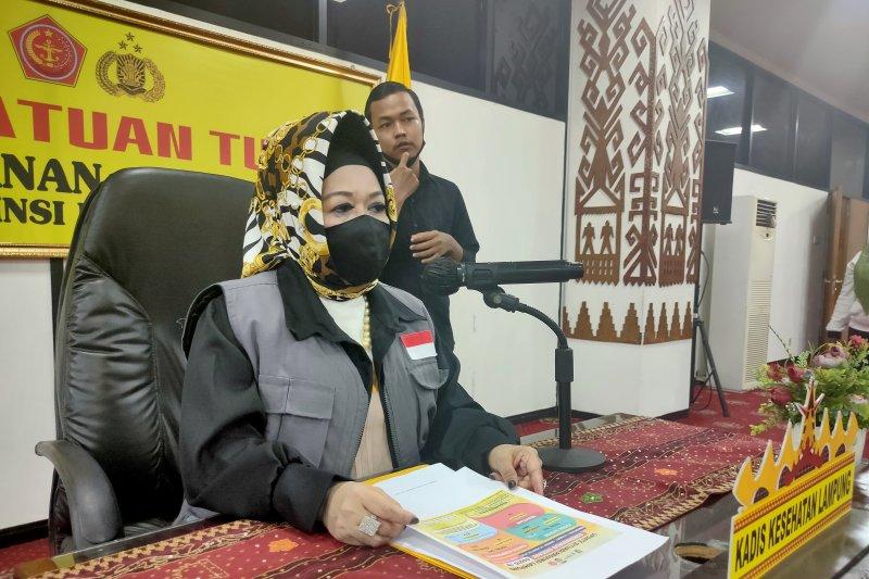 Dinkes: Kasus kematian pasien COVID-19 di Lampung bertambah enam