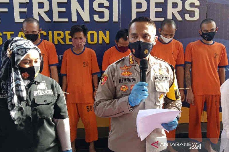Polresta Cirebon proses 65 kasus kekerasan terhadap anak dan perempuan