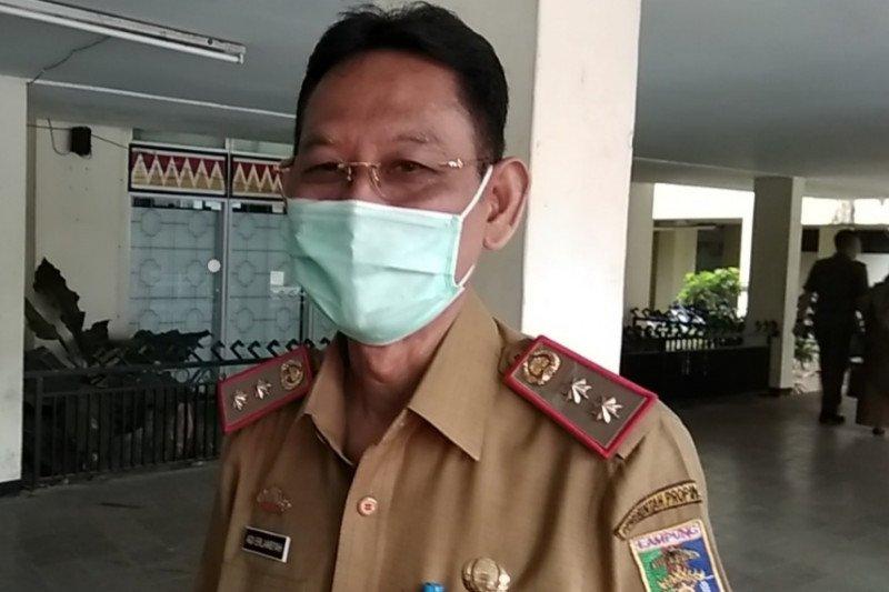 Kantor Inspektorat Lampung tutup setelah 8 pegawai positif COVID-19