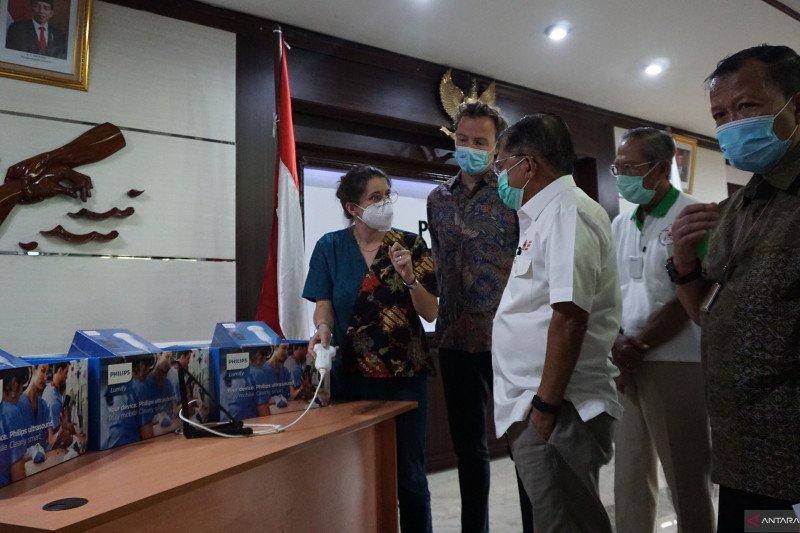 PMI mendapat bantuan ribuan alat deteksi COVID-19