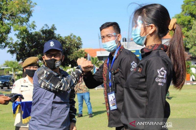 BI Bali gandeng TNI AL latih jiwa kepemimpinan mahasiswa GenBI