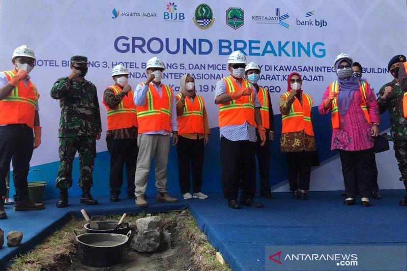 Hotel berbintang akan hadir di Bandara Kertajati