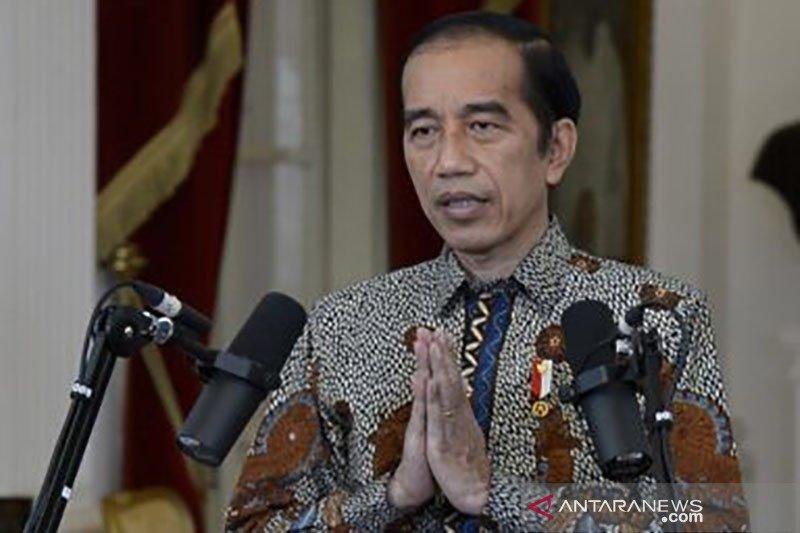 Presiden Jokowi bubarkan 10 lembaga negara non-kementerian