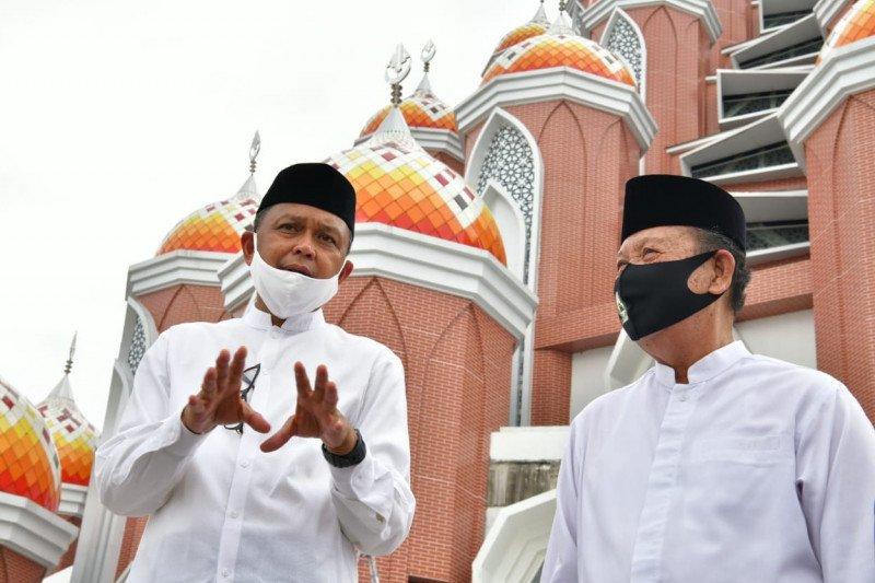 Pemprov Sulsel siapkan Rp22 miliar untuk rampungkan masjid 99 kubah