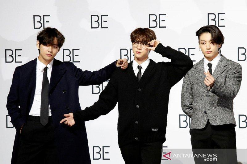 BTS rilis album baru