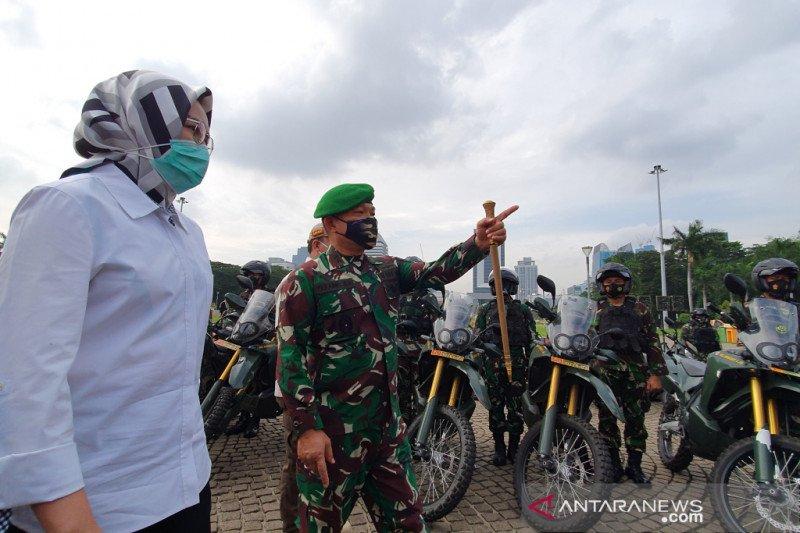 Pangdam Jaya: Jika perlu, bubarkan FPI