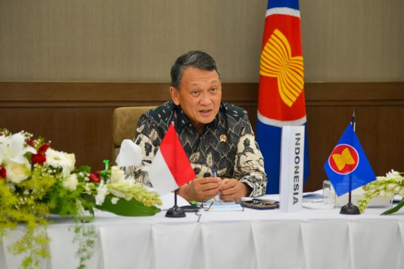 Di forum ASEAN, Menteri Arifin: Perlu teknologi energi yang terjangkau