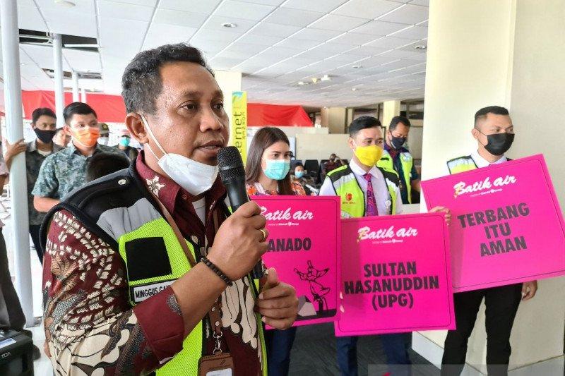 Batik Air tingkatkan konektivitas Manado-Makassar